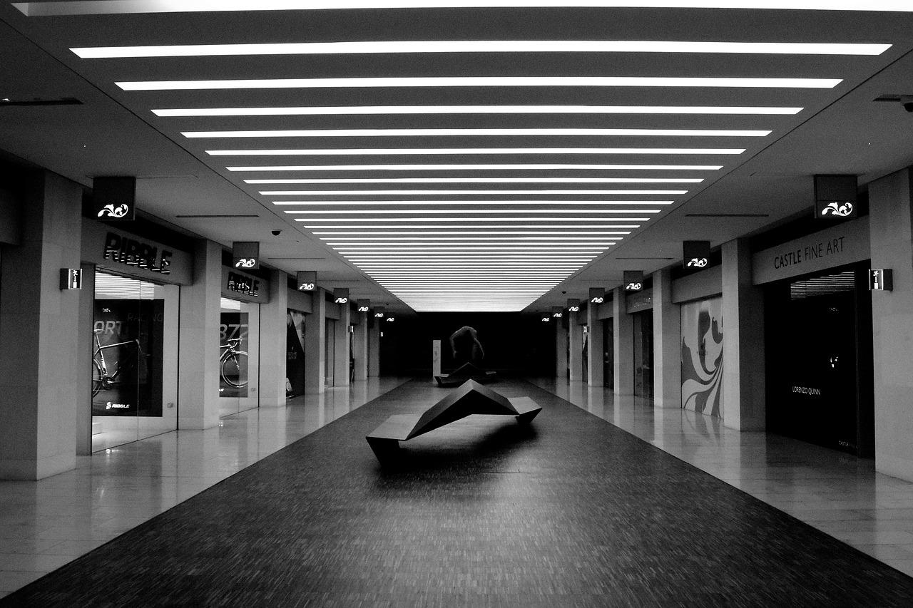 Come rendere un corridoio buio più luminoso e accogliente